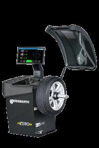 Equilibradora de ruedas MT Zero 8 Touch AWLP