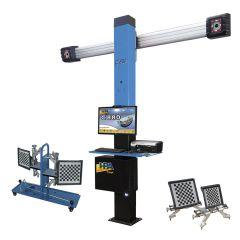 Alineadora Hpa 3D de dos cámaras C-880