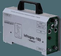ANALIZADOR DE GASES, CO, CO2, HC Y O2  INFRAGAS-109