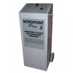Equipo generador de nitrogeno c/calderín. NITROPOINT-3-PL
