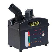 Equipo para desinfección e higienización del habitáculo del automóvil Saniflux