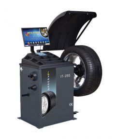 Equilibradora computerizada con monitor LED integrado