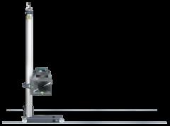 Regloscopio digital Beissbarth MLD-9000 para alineación de faros con impresora