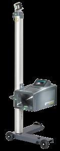 Regloscopio digital Beissbarth MLD-9000 para alineación de faros