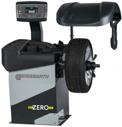 Equilibradora de ruedas electrónica con pantalla LCD MT-ZERO-6-LCD-AWL