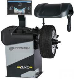 Equilibradora de ruedas electrónica con monitor MT ZERO 6 TOUCH AWL